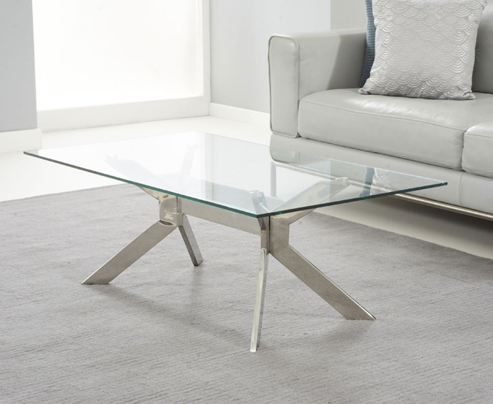 Custom glass table tops for Contemporary glass top coffee table