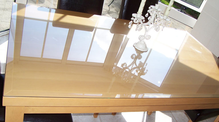 Beau Album, Custom Table Tops